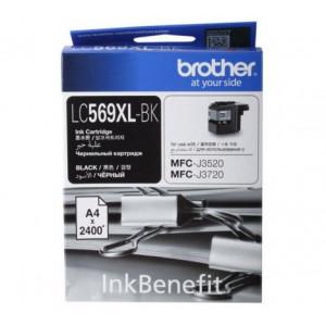 Картридж BROTHER LC569XLBK черный