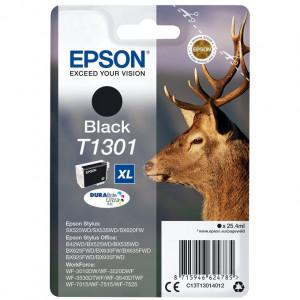 Картридж EPSON T13014012 new B42WD/SX525WD//BX625WFD черный