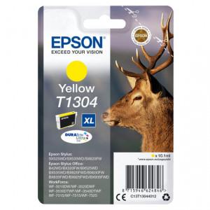Картридж EPSON T13044012 new  B42WD/SX525WD//BX625WFD/BX320FW желтый