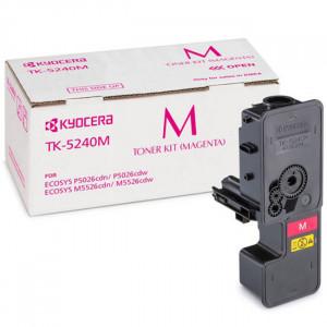 Тонер к-ж Kyocera TK-5240M (3 000 стр.) Magenta для P5026cdn/cdw, M5526cdn/cdw