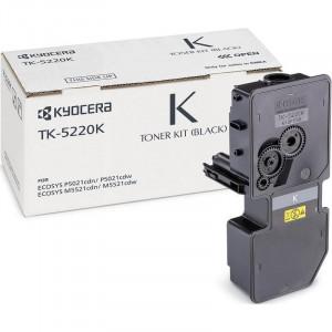 Тонер-картридж Kyocera TK-5220K  Black для P5021cdn/cdw, M5521cdn/cdw (1 200 стр.), арт. 1T02R90NL1