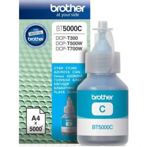 Brother BT5000C для DCPT300/500W/700W Cyan, 5000 страниц (А4)