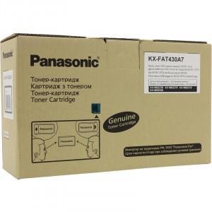 Тонер картридж Panasonic  KX-FAT431A7D KX-MB2230/2270/2510  двойные оригинал 6К