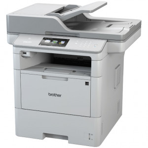 МФУ Brother DCP-L6600DW, A4, старт.картридж 8000стр