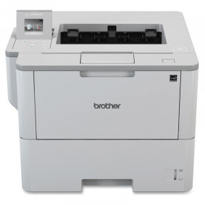 Принтер лазерный Brother HL-L6300DW, A4, старт.картридж 8000стр