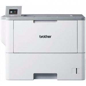 Принтер лазерный Brother HL-L6400DW, A4, старт.картридж 12000стр