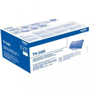 Тонер картридж BROTHER TN-3480 HLL5xxx/HLL6xxx/DCPL5500DN/DCPL6600DW/MFCL57xx 8000 стр ориг