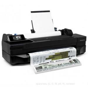 "Плоттер HP Designjet T120 24"" CQ891A#B19"
