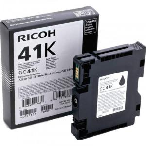 Print Cartridge GC 41K Картридж для гелевого принтера повышенной емкости GC 41K черный