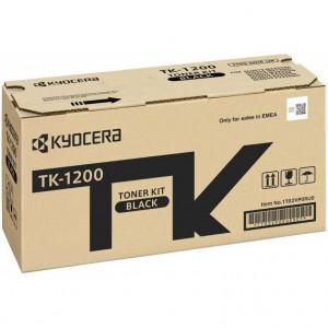 Тонер Картридж Kyocera TK-1200 для P2335d/P2335dn/P2335dw/M2235dn/M2735dn/M2835dw, 3 000 стр., оригинал