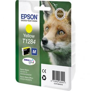 К-ж EPSON T12844012 new S22/SX125 желтый