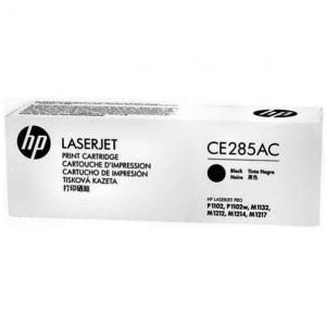 CE285AC Картридж HP LJ P1102/M1132/M1212/M1214 черный оригинал (1600 стр.)