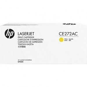 CE272AC Картридж HP CLJ CP5520 желтый, оригинал