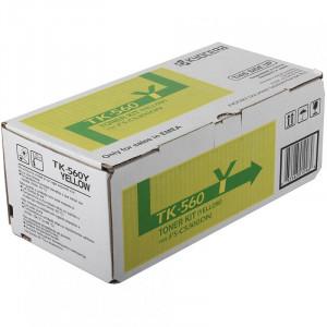 Тонер Картридж Kyocera TK-560Y для FS-C5300DN Yellow 10K оригинал