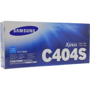 Картридж Samsung-hp CLT-404-серия синий для SL-C430/C430W/C480/C480W/C480FW, S-print by HP (ST974A)