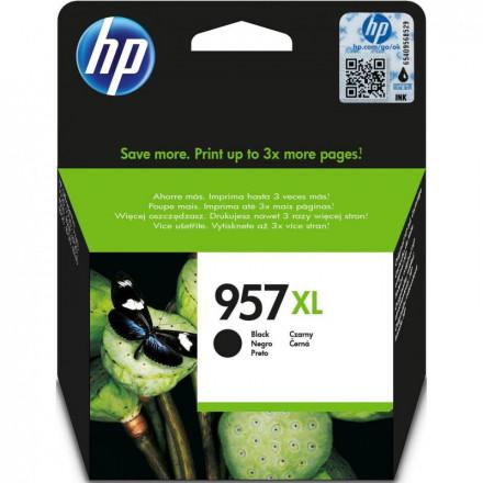 К-ж HP L0R40AE  №957XL струйный увеличенной емкости (Черный) для HP Deskjet Ink (3000 стр)