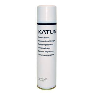 Антистатическая пена для чистки пластиковых поверхностей Antistatic Foam Cleaner (Katun) баллон/400м