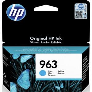 К-ж HP 3JA23AE  №963 струйный голубой (700 стр)