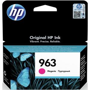 К-ж HP 3JA24AE  №963 струйный пурпурный (700 стр)