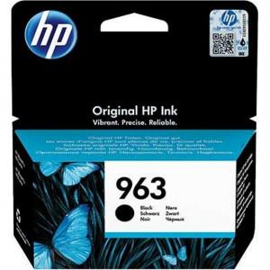 К-ж HP 3JA26AE  №963 струйный черный (1000 стр)