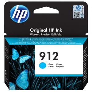 К-ж HP 33YL77AE  №912 струйный голубой (315 стр)