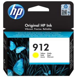 К-ж HP 33YL79AE  №912 струйный желтый (315 стр)