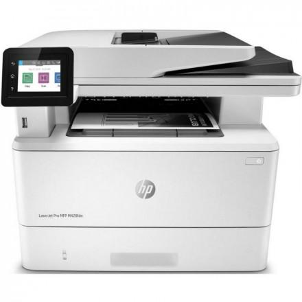 МФУ HP LaserJet Pro  MFP M428dw RU (старт.Cartridge 10000 стр.repl.F6W16A) W1A31A#B09