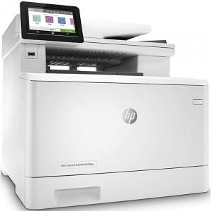 МФУ HP Color LaserJet Pro MFP M479dw  A4 (замена M5H23A)  W1A77A#B19