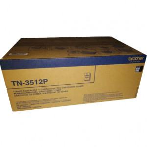 Тонер к-ж BROTHER TN-3512P для HLL6xx/DCPL6600DW/MFCL6xx (12 000 стр.) ориг, коричневая коробка