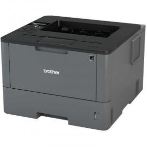 Принтер лазерный Brother HL-L5100DN A4, 40 стр/мин, дуплекс, LAN, USB, лоток 250 л. арт HLL5100DNR1