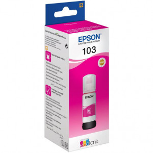 Чернила EPSON T00S34A  для L3100/3101/3110/3150/3151 красный