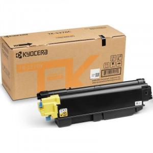 Тонер-картридж TK-5270Y 6 000 стр. Yellow для M6230cidn/M6630cidn/P6230cdn оригинал
