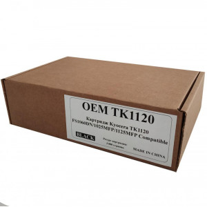 Картридж Kyocera TK1120 FS1060DN/1025MFP/1125MFP Compatible(b)