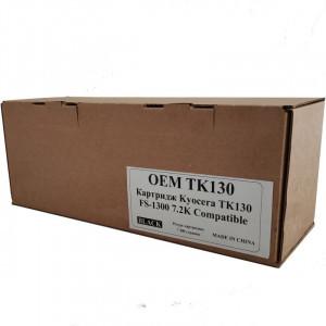 Картридж Kyocera TK130 FS-1300 7.2K Compatible(b)
