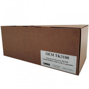 Картридж Kyocera TK3100 M-3040/3540/FS-2100 12.5K Compatible(b)