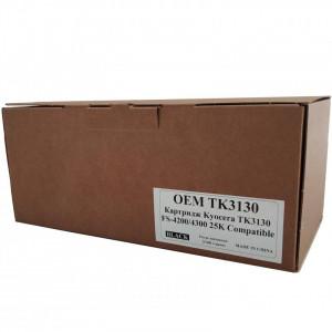 Картридж Kyocera TK3130 FS-4200/4300 25K Compatible(b)