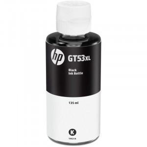 К-ж HP 1VV21AE  GT53XL черный, увеличенной емкости с чернилами 135 мл (6000 стр)