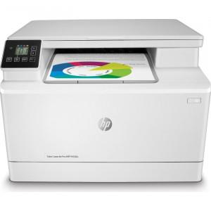 МФУ HP Color LaserJet Pro MFP M182n (repl. T6B70A)  7KW54A#B19