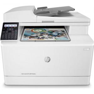 МФУ HP Color LaserJet Pro MFP M183fw (repl. T6B71A)  77KW56A#B19