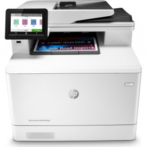 МФУ HP  Color LaserJet Pro MFP M479fdw (repl. CF379A)  W1A80A#B19