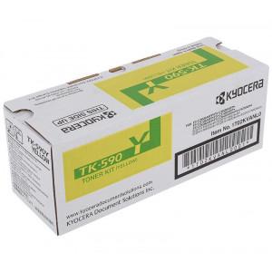 Тонер к-ж Kyocera TK-590Y для FS-C2026 желтый 5000 стр. ориг.