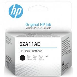 К-ж HP 6ZA11AE Печатающая головка HP черная для HP Ink Tank 100 / 300 / 400 series