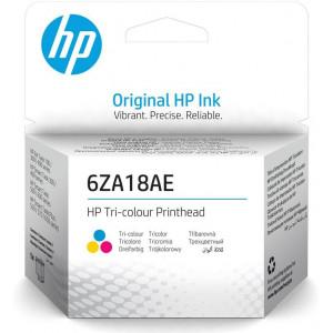 К-ж HP 6ZA18AE Печатающая головка HP цветная для HP Smart Tank 500/600 series/ Ink Tank 100/300/400