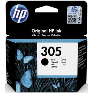 К-ж HP 3YM61AE №305 струйный черный (120 стр)