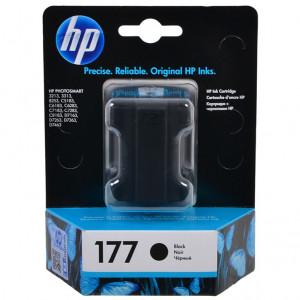 К-ж HP C8721H PS 3213/3313/8253 № 177 (6 мл) черный оригинал, просроч. июнь 2021г