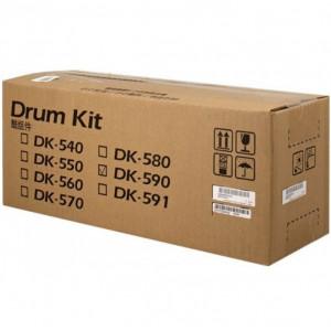 Узел фотобарабана KYOCERA DK-590 FS-C2026MFP+/C2126MFP+, арт.302KV93018