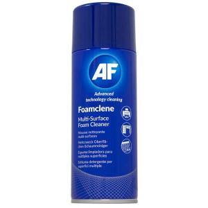 Средство для чистки пласт. поверхностей Foamclene 300 ml Katun