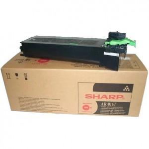 Тонер-картридж (AR-016T/AR016LT) черный оригинал (16К) для Sharp AR5015 / AR5120 / AR5316 / AR5320 /