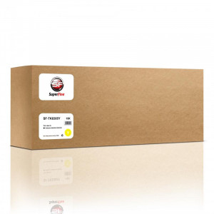 Картридж Kyocera TK8305Y TASKalfa 3050/3051/3550/3551 15K Yellow SuperFine