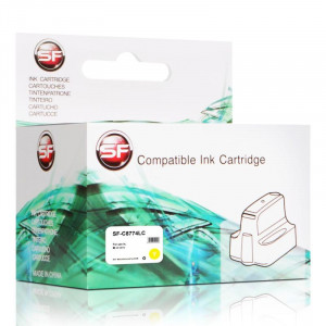 Картридж SuperFine SF-C8774LC для HP C8774 № 177 light cyan